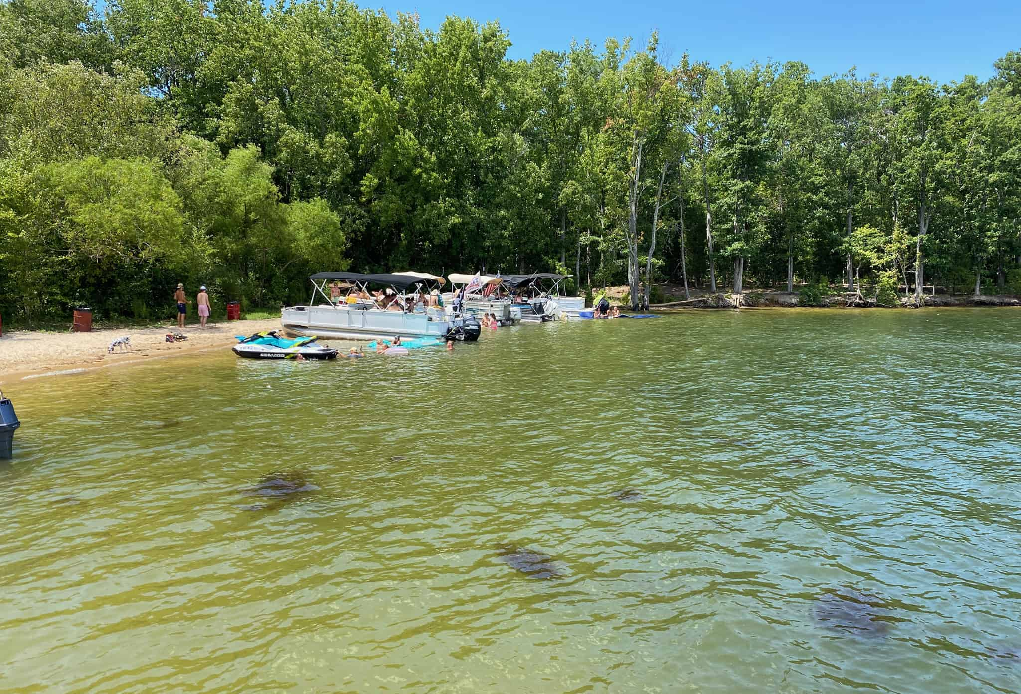 Lake Murray South Carolina Best Pontoon Rentals
